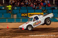 2015-06-27 5pm Open Tuff Truck Racing @ San Diego County Fair