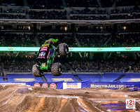 2016-02-06 MONSTER JAM® @ PETCO PARK San Diego #2