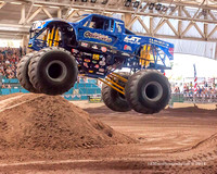 2014-07-02 1pm Monster Truck & Junior Outlaw Sprint Racing