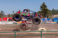 2015-05-02 WGAS Les Schwab Tires Monster Truck Spring Nationals Series Santa Rosa 1:30pm Show