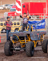 2015-05-16 WGAS Budweiser Monster Truck Spring Nationals Series Santa Maria