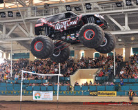 2013-07-01 to 07-04 BEST OF San Diego County Fair WGAS Monster Truck High Jump & Wheelie & Freestyle Contests