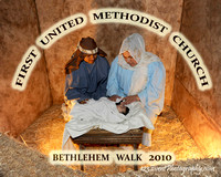 2010 First United Methodist Church Bethlehem Walk