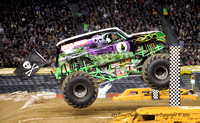 Grave Digger® driven by Chad Tingler