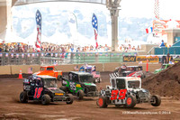 2014-07-03 1pm Monster Truck & Trophy Cart Racing