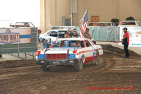2013-06-30 1pm San Diego County Fair WGAS Demolition Derby